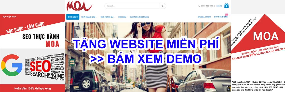 hệ thống bán hàng online hiệu quả tại moa