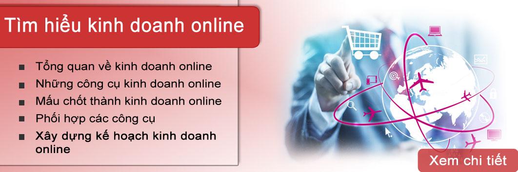 Khóa học tìm hiểu kinh doanh online