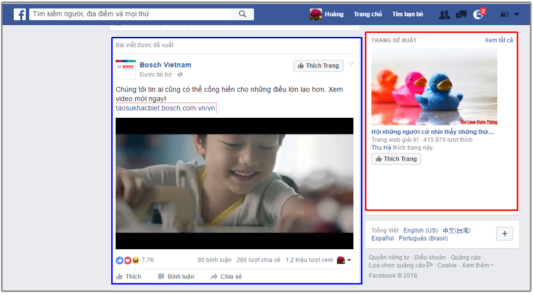 khóa học facebook marketing khóa học bán hàng trên facebook