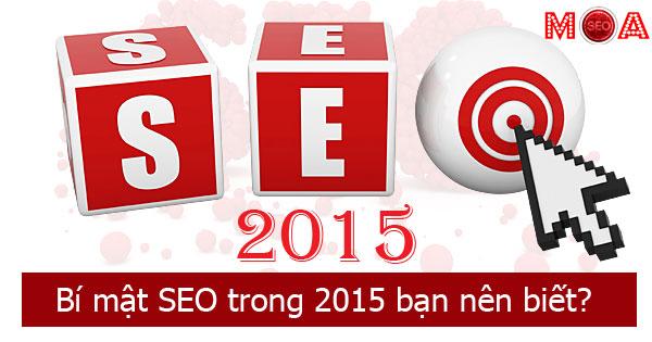 Cách seo website năm 2015