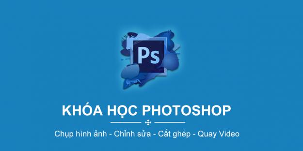 banner khóa học photoshop thương mại điện tử