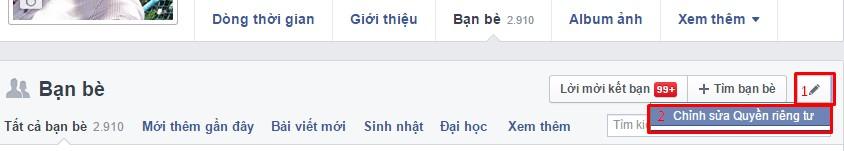 chan nguoi khac xem facebook