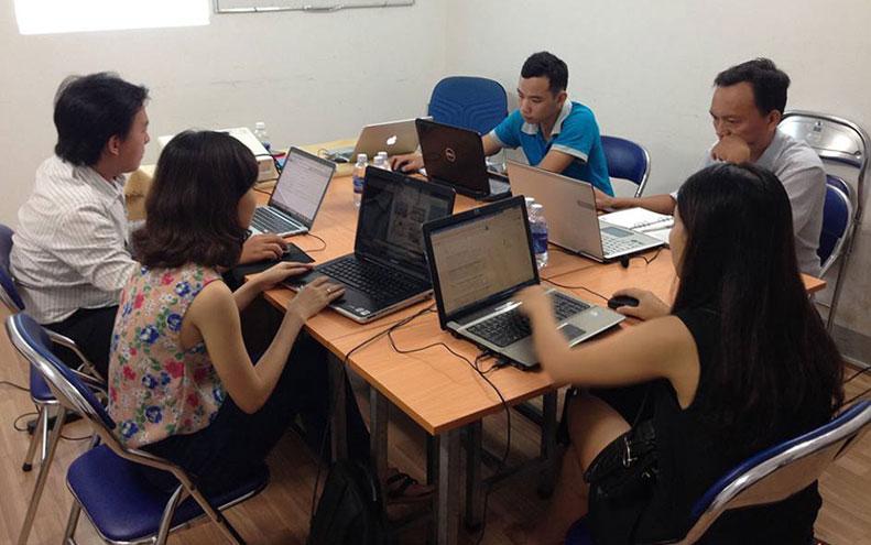 lớp học seo webiste top 10 google