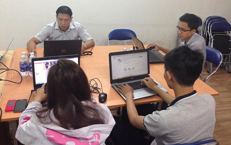 lớp học seo website