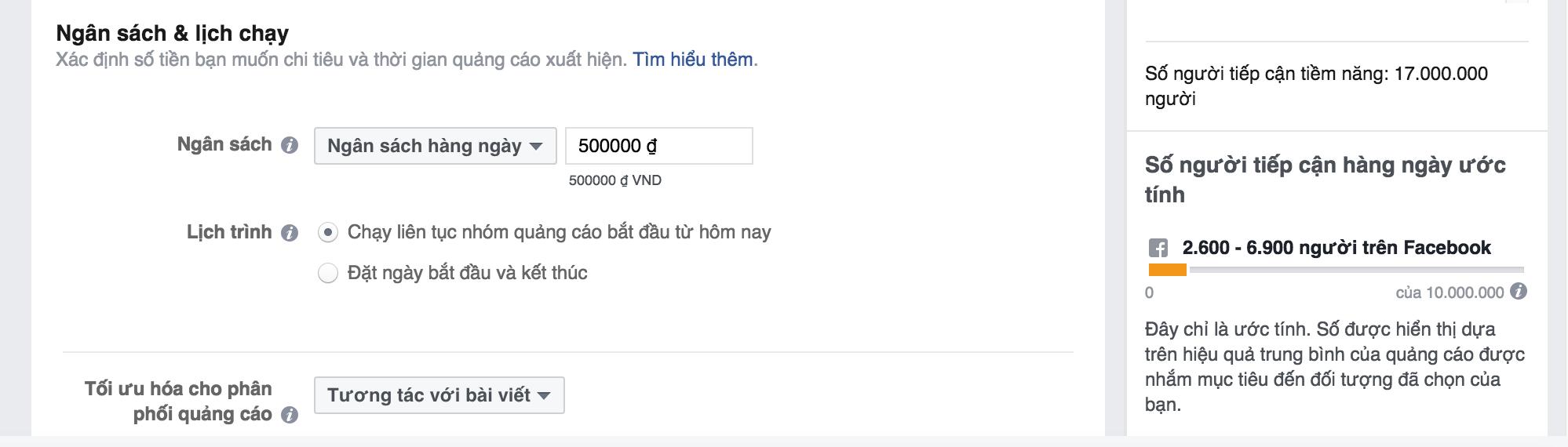 khóa học kinh doanh online trên facebook