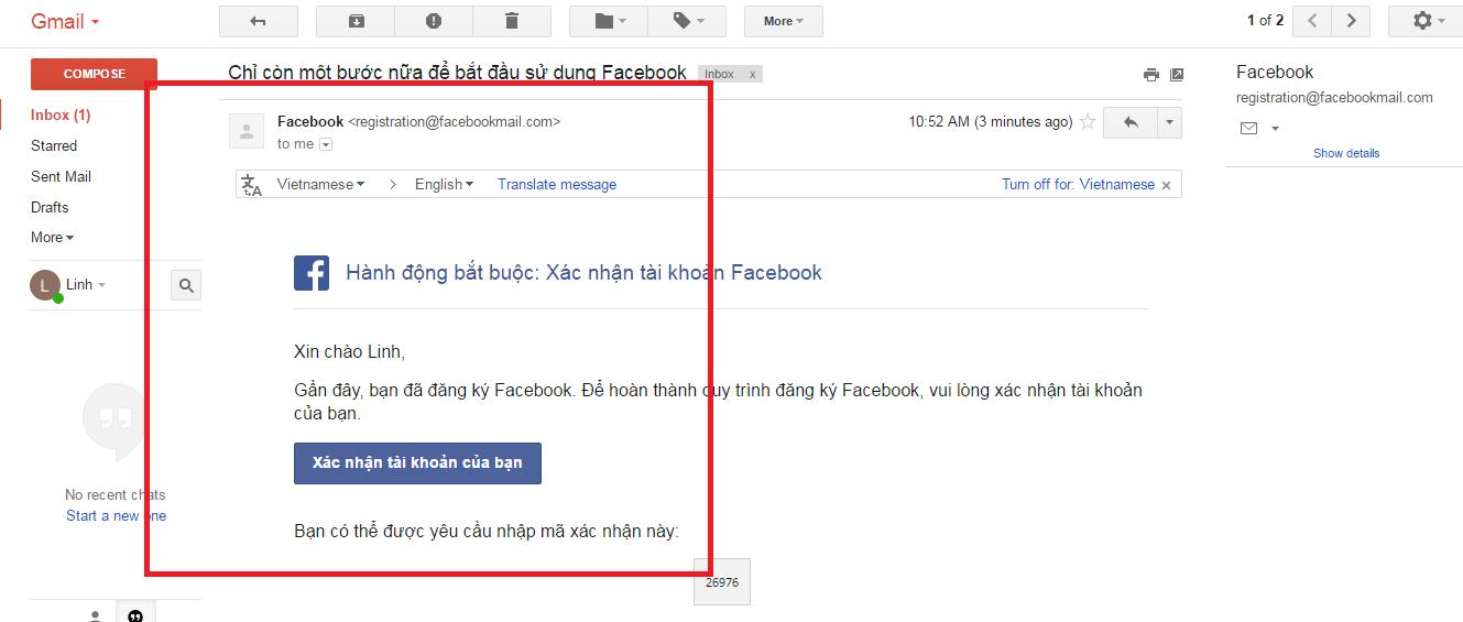 Làm thế nào để tạo tài khoản Facebook?