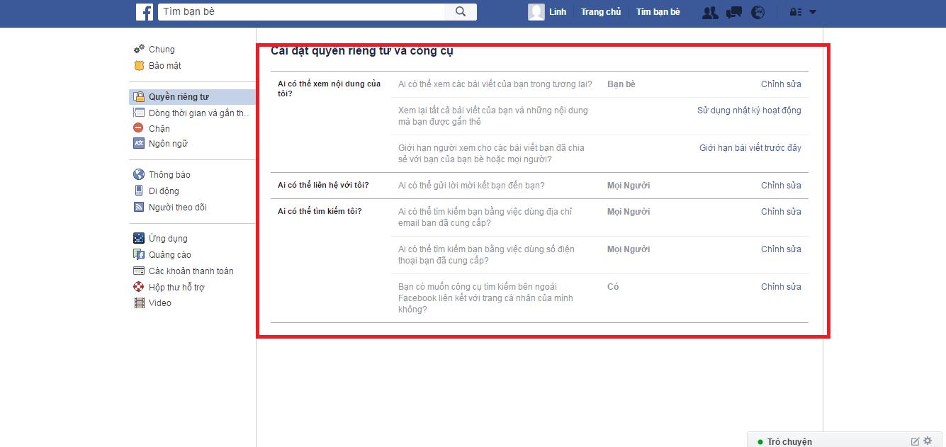 Thiết lập tài khoản Facebook nhanh nhất