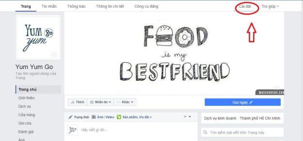 Cài đặt tính năng nhắn tin tự động trên Fanpage Facebook