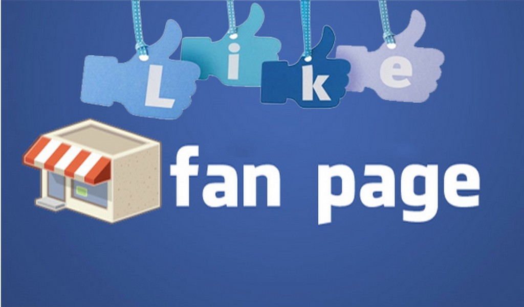 fanpage like