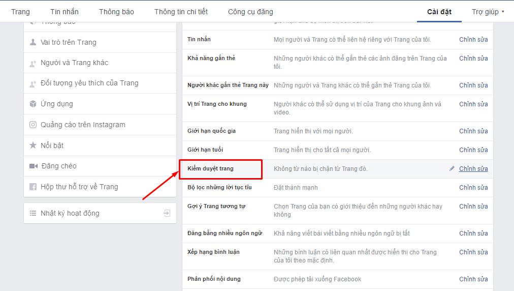 Cách ẩn thông tin chống bị cướp khách hàng trên Facebook