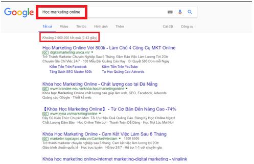 google search ẩn danh
