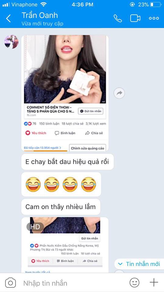 Chi Oanh - My Pham - H1