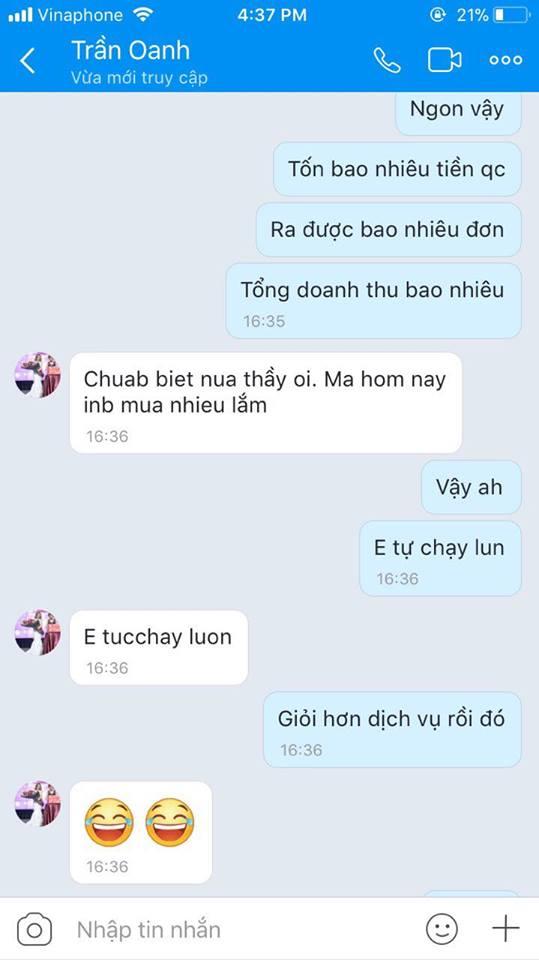 Chi Oanh - My Pham - H2