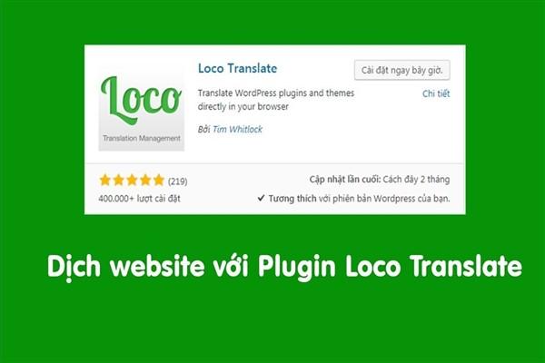 huong dan dich ngon ngu voi plugin loco translate trong wordpress