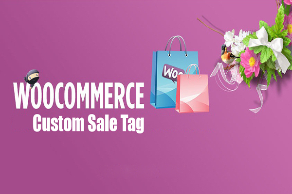 huong dan su dung plugin woocommerce custom sale tag